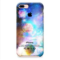 Galaxy Space Apple iPhone 8 | iPhone 8 Plus Case