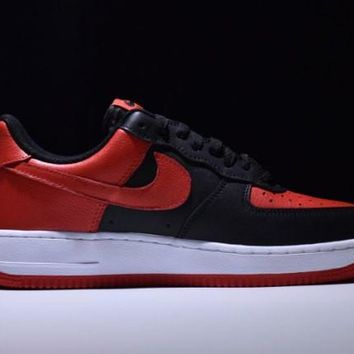 Nike Air Force 1 Low Bred J-Pack Unisex Casual Shoes Sneakers