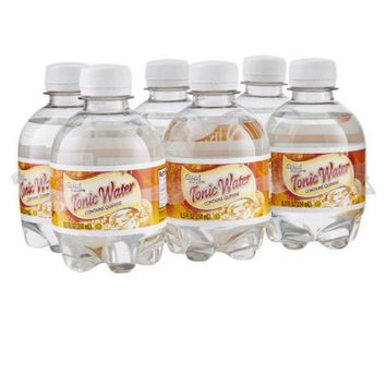 Great Value Tonic Water, 8.5 fl oz, 6 pack - Walmart.com