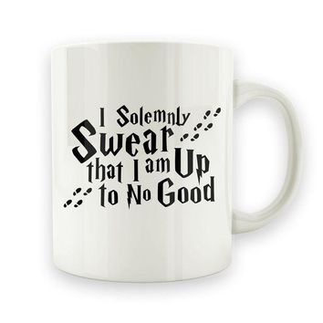CREYMS2 I Solemnly Swear That I'm Up To No Good - 15oz Mug