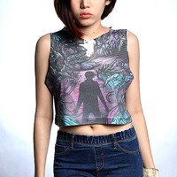 A Day to Remember Shirt Crop Top Cropped Tank Tops by HowDoiRock