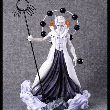 "Naruto Sasauke ninja  Figure Uchiha Obito Japanese Anime Pvc 9.84"" Toy Figurine Nb AT_81_8"