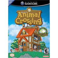 Animal Crossing - Gamecube (Game Only)