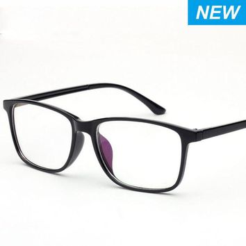 New Eyewear Frames Optical Myopia Clear Glasses Frame Female Hipster Vintage Spectacle Frame Big Eyeglasses Women Brand