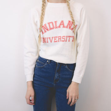 Vintage Indiana University Sweatshirt