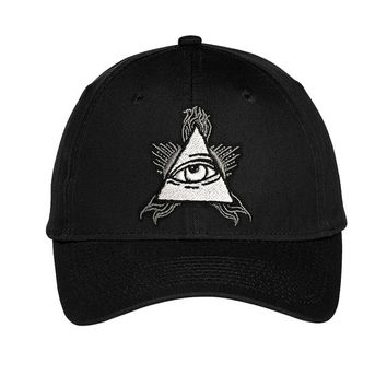 All Seeing Eye Hat