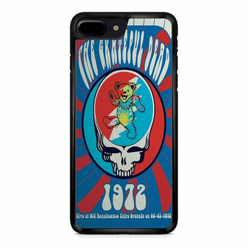 The Grateful Dead Poster iPhone 8 Plus Case