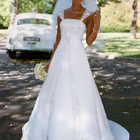 Petite Wedding Dresses, Dresses for Petite Brides - David's Bridal