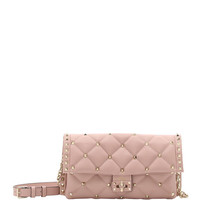 Valentino Garavani CandyStud Small Quilted Shoulder Bag