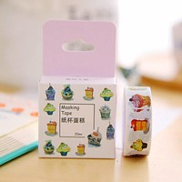 Cupcakes and Cakes Washi Tape