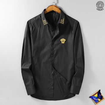 Versace Cardigan Jacket Coat-1