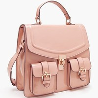 Dora Satchel in  What's New at Nasty Gal