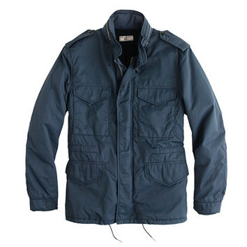 J.Crew Mens Wallace & Barnes M-65 Jacket