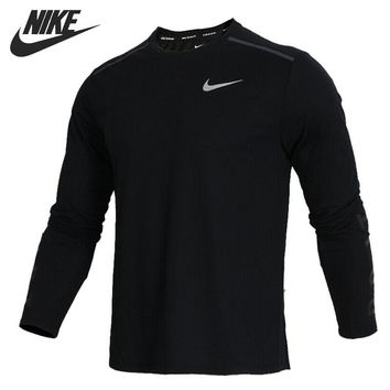 Original New Arrival 2018 NIKE TAILWIND TOP LS GXT Men's T-shirts Long sleeve Sportswear