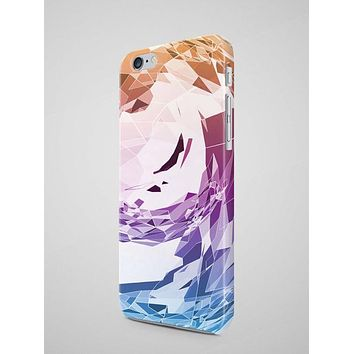 Geometric Abstract Art iPhone 8 Case iPhone 7 Case