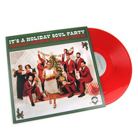 Sharon Jones & The Dap-Kings: It's a Holiday Soul Party (Colored Vinyl) Vinyl LP
