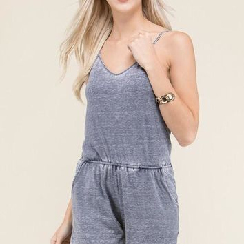 Burnout Romper