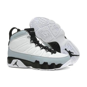 Jordan Retro 9 Men Basketball shoes OG Space Jam high cool grey Anthracite 2010 release Athletic Outdoor Sport Sneakers 41-46