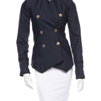 Elizabeth and James Jacket