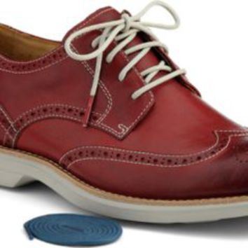 Sperry Top-Sider Gold Cup Bellingham ASV Wingtip Oxford RedLeather, Size 11.5M  Men's Shoes