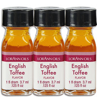 English Toffee Flavoring Oil