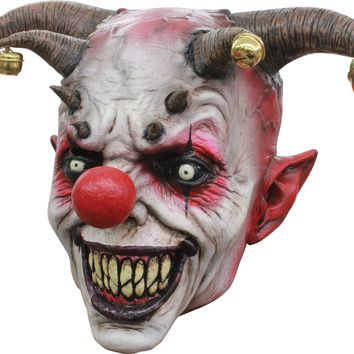 Jingle Jangle Latex Mask Costume props Masks