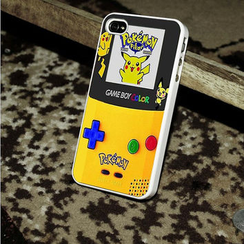 Gameboy Color Pokemon iphone 4 case,iphone 4S case,iPhone 5C case,iPhone 5S case,iphone 5 case,Samsung s3 case,samsung s4 case