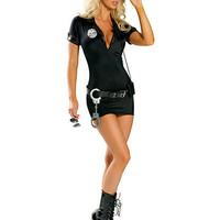 Stop Traffic Cop Costume | Sexy Clothes Womens Sexy Dresses Sexy Clubwear Sexy Swimwear | Flirt Catalog