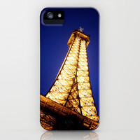 Eiffel iPhone Case by Ryan James Caruthers   Society6