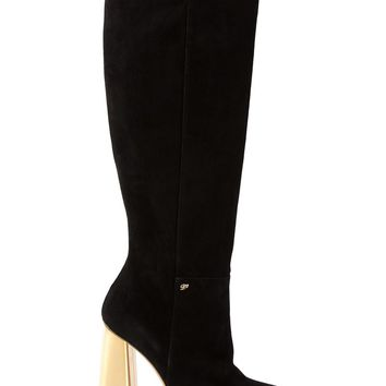 DSQUARED2 chunky heel boots