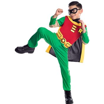Young Justice Teen Titan Robin Costume