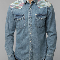 Urban Outfitters - Salt Valley Koma Western Shirt