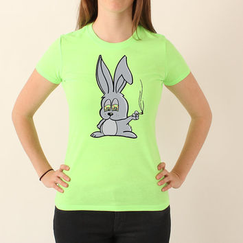 Easter 2014 420 Heather Neon Green Tee Shirt S-XL 175