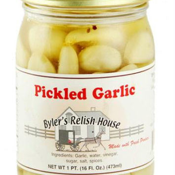Pickled Garlic - Byler's