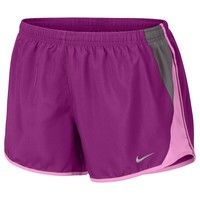 Nike 10K Dri-FIT Running Shorts - Women's, Size: X LARGE (Purple)