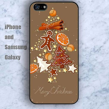 Fruit Christmas tree colorful iPhone 5/5S case Ipod Silicone plastic Phone cover Waterproof