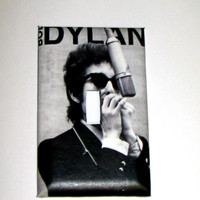 Light Switch Cover - Light Switch Plate Bob Dylan