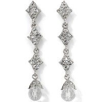 White House | Black Market Crystal Linear Earring