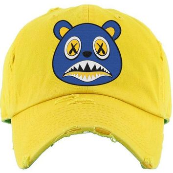 Laney Baws Yellow Dad Hat