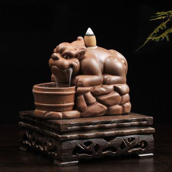 Temple Incense Burner