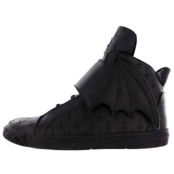 Iron Fist Hell Raiser Bat Wing Sneaker - Black