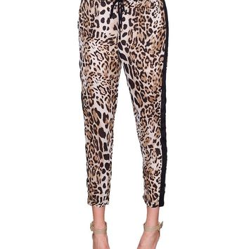 Wild Child Lounge Pants - Animal Print