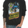 Star Wars The Empire Strikes Back Crew Pullover