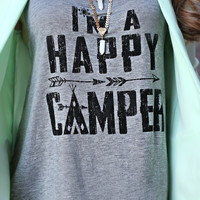 Happy Camper Tank