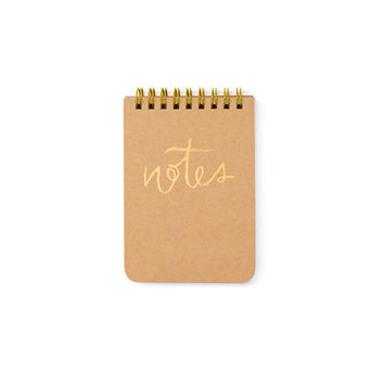 Petite Notes, Kraft