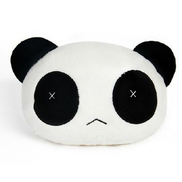 3D Panda Neck Cushion Car Head Rest