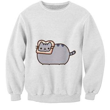Pusheen Toast