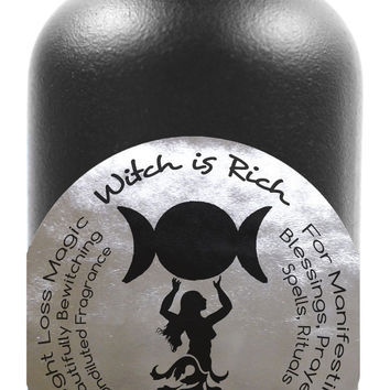 Weight Loss Magic Witch is Rich Undiluted Fragrance 1 ounce Blessed Be Oil