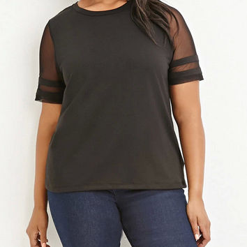 Hot Sale Stylish Black T-shirts [8096852935]