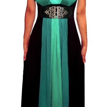 Emerald Dress Made in USA